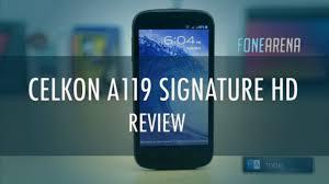 Celkon A119Q Signature HD Price in ...