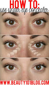 140d5b8068d8b31e4952f473767b8e11 bags using makeup under eye concealer tutorial dark circles makeup tutorials beauty tips eyes covering undereye