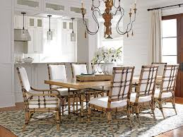 twin palms caneel bay dining table lexington home brands twinscaneel bay chairboardpalmsdining