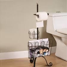Chrome Toilet Paper Holder Magazine Rack Toilet paper holder with magazine rack 21