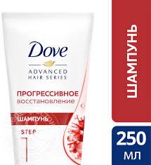 Купить <b>Шампунь Dove</b> Advanced <b>Hair</b> Series Прогрессивное ...