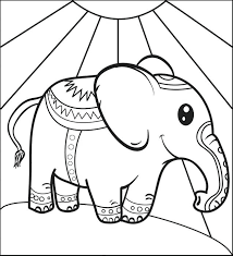 circus themed coloring pages theme preschool