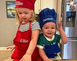<b>Baby chef apron</b> | Etsy