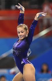 floor gymnastics shawn johnson. Shawn Johnson (United States) On Floor At The 2008 Beijing Olympics Gymnastics N