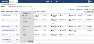 How To Develop An Asset Inventory For Iso 27001 A