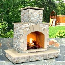 outdoor fireplace kits gas fireplaces patio natural for patios in kit outdoor fireplace kits gas
