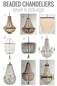 have your eye on beaded chandeliers i ve rounded up some of my favourite