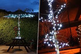 led live solar powered lights