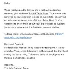 photo of round table pizza fremont ca united states my review for