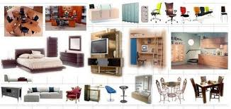 Supply of Furnitures
