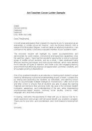 Example Teaching Cover Letter Examples For Teachers Teacher Template