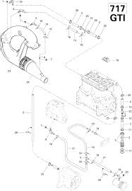 Seadoo cooling system diagram elegant cooling system on 717 motor on a gti questions on hoses