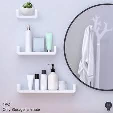 plastic storage shelf rack accessories