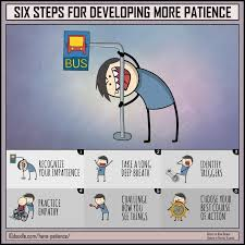 how developing patience can help you become successful six steps for developing more patience