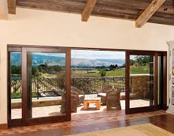 indoor door sliding wooden aluminum