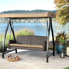 outdoor furniture with canopy patio table swing set parts