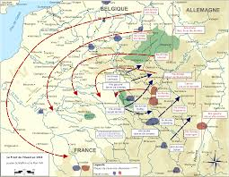 why did lose world war a maps that explain world war  40 maps that explain world war i com the german and french war plans emphasized attacks