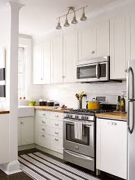 Small White Kitchens Delightful Kitchen Designs Pinterest Simple Small Kitchen Lighting Ideas