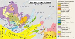 Бурятские этносы племена и роды Википедия