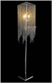 70 most fabulous crystal floor lamps photo chandelier lamp personalise your room with the combination of