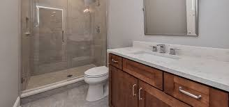 Bathroom Remodeling Naperville Beauteous Before After Family Friendly Basement Finishing In Naperville