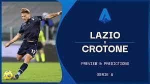lazio vs crotone live stream