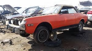 Junkyard Treasure: 1973 Toyota Celica | Autoweek