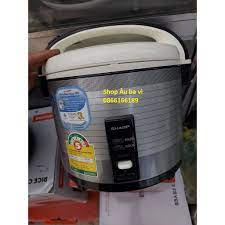 Nồi Cơm Điện Sharp Hàng Cao Cấp Thái Lan - thương hiệu này thì quá xịn sò  các bác nha - cực bền - lõi nhôm rất an toàn