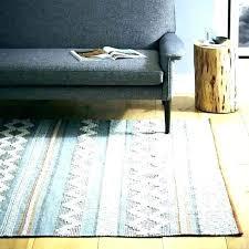 west elm area rug blue rugs wool heirloom west elm area rug