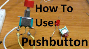 5imple circuits how to use a push button 5imple circuits how to use a push button