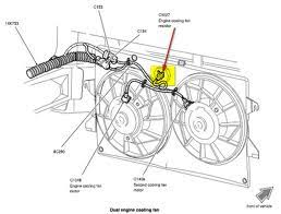2002 Ford Focus Cooling System Wiring Diagram Ford Focus 2002 Radiator Diagram