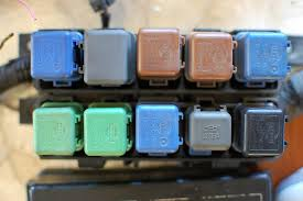race car electrical what to buy ignition and electrical hybridz posted image fuse and relay box