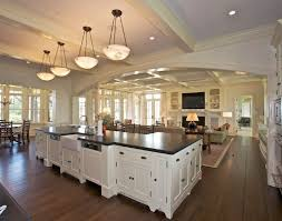 captivating kitchen living room open floor plan pictures 78 for awesome ideas