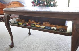 photo gallery of coffee table train set viewing 5 15 photos