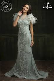 Designer Clothes For Wedding Guests Reception Gown Designer Gowns For Reception Wedding