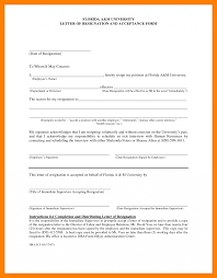 Employee Resignation Form This Is Charlietrotter Free Formatwnload