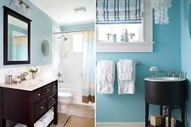 Blue And Neutral Color Schemes Blue Wall Paint For Modern Kitchen Color Schemes For Bathrooms
