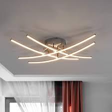 Yael Led Plafondlamp Voor Keuken En Woonkamer Lampen24nl
