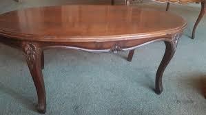 hartman and keppler coffee table