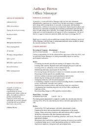 Admin Manager Cv Sample Popular Office Manager Resume Template Modern Design Models
