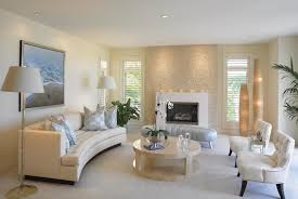 White Furniture Living Room Decorating Beyond White Bliss Of Soft And Elegant Beige Living Rooms