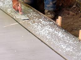 Making Cement Forms How To Create A Stained Concrete Patio How Tos Diy