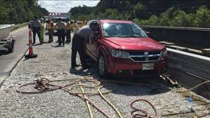 NCDOT subcontractor hit by SUV in work zone along Highway 70 in ...