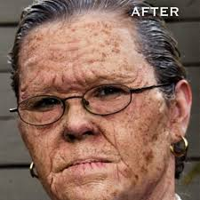 old age prosthetics rebecca clark special fx makeup