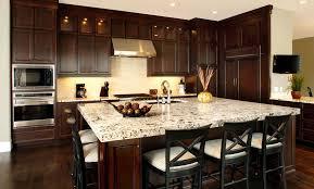 dark wood kitchen cabinets. Contemporary Dark 2 With Dark Wood Kitchen Cabinets