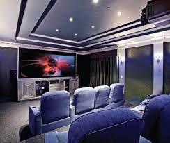 Home Theatre Interior Design Ideas