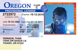License Best 21 Ids Drivers Idviking Fake - Scannable Oregon Under Id or