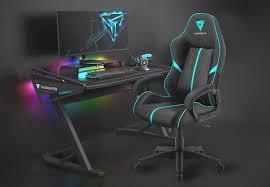 Надежное и весьма удобное игровое <b>кресло ThunderX3 BC1</b> ...