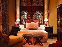 Moroccan inspired bedroom-- love it!