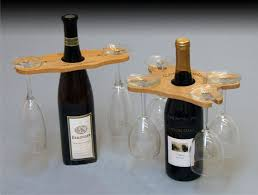 fresh wooden wine glass holder bottle topper four wood rack and charm plan box under cabinet